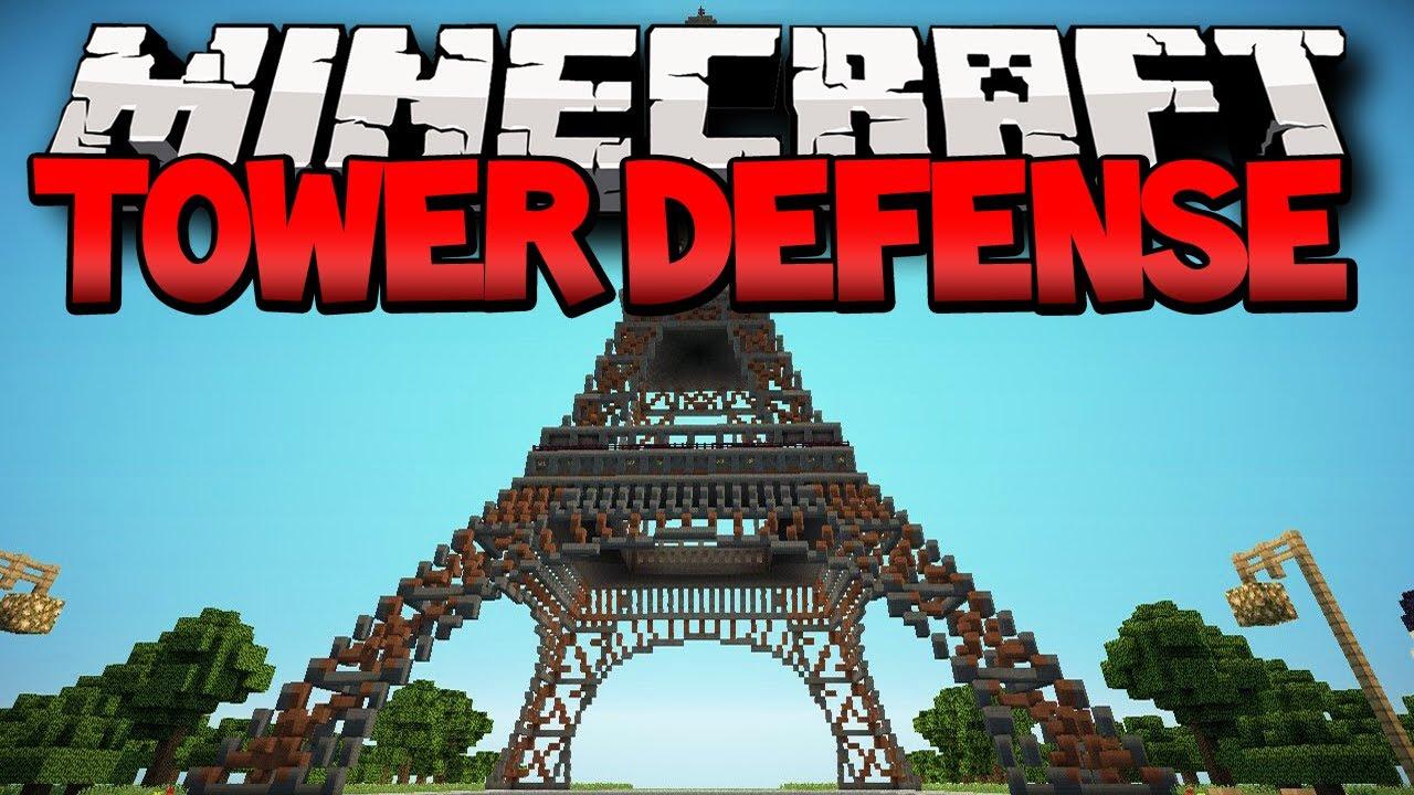 Y10.com Minecraft Tower Defense - Gambleh 10