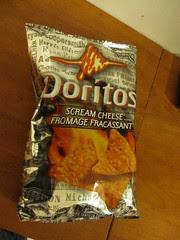 Doritos Scream Cheese