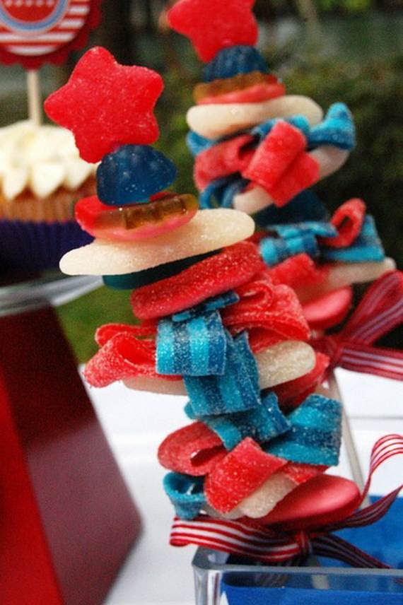 Easy 4th Of July Homemade Decorations Ideas Family Holidaynet