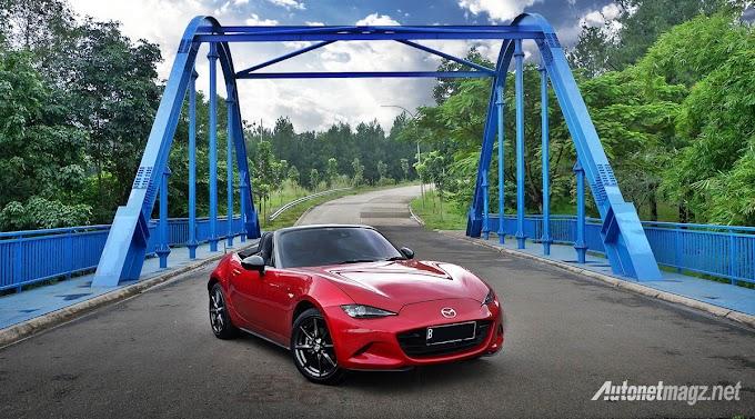 Mazda MX-5 2018 Review : Kecil-Kecil Cabe Rawit! oleh - volkswagenscirocco.xyz