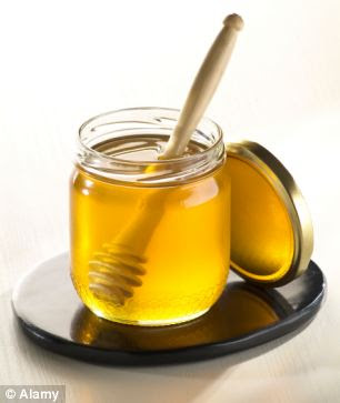For centuries honey has been used to treat skin wounds and burns