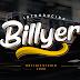 Billyer Font Free Download