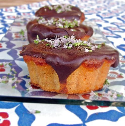 torta di polenta con fichi e ciocco