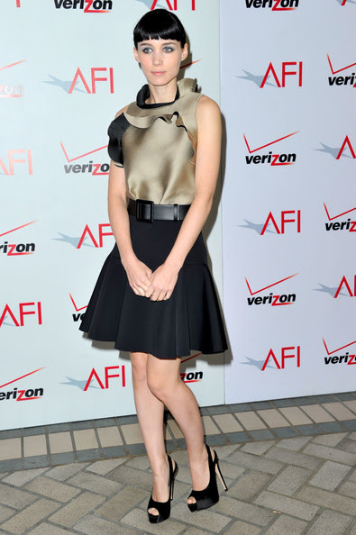 Rooney Mara Shoes