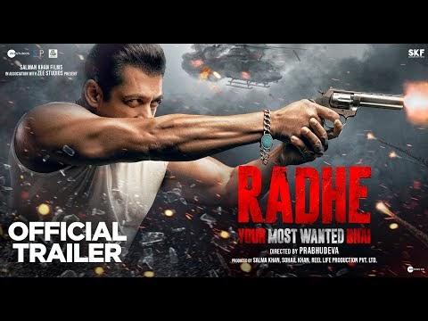 Salman Khan's Radhe Movie Review