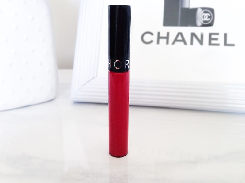 The perfect red lipstick sephora cream lip stain in 01 How to get rid of red lipstick stain