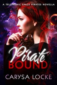 Pirate Bound by Carysa Locke