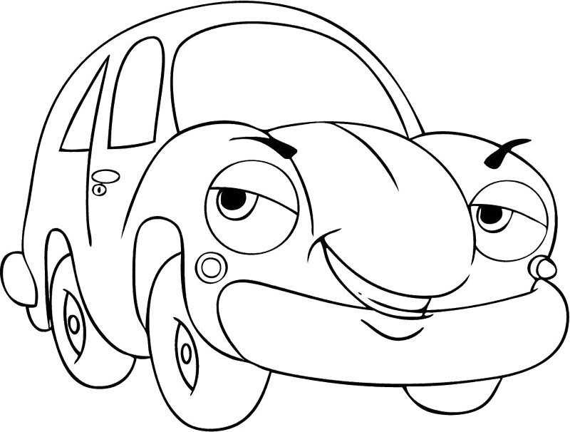 Cartoon Car Drawing - Cliparts.co