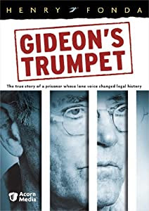 """Cover of """"Gideon's Trumpet"""""""