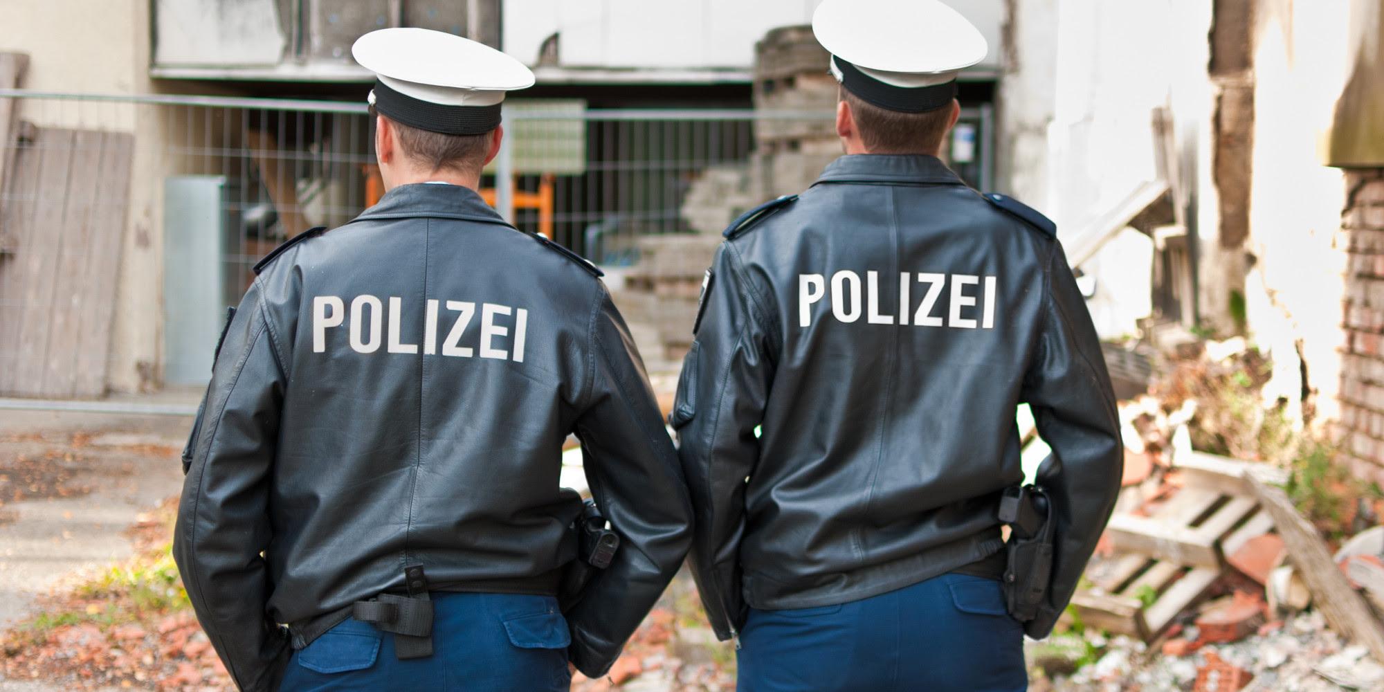 Αποτέλεσμα εικόνας για german policeman