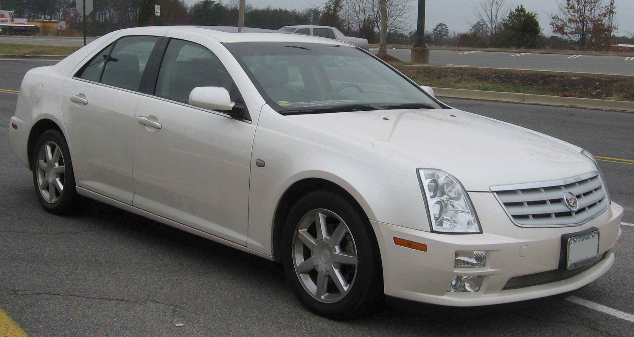 File:2005-2007 Cadillac STS.jpg - Wikipedia