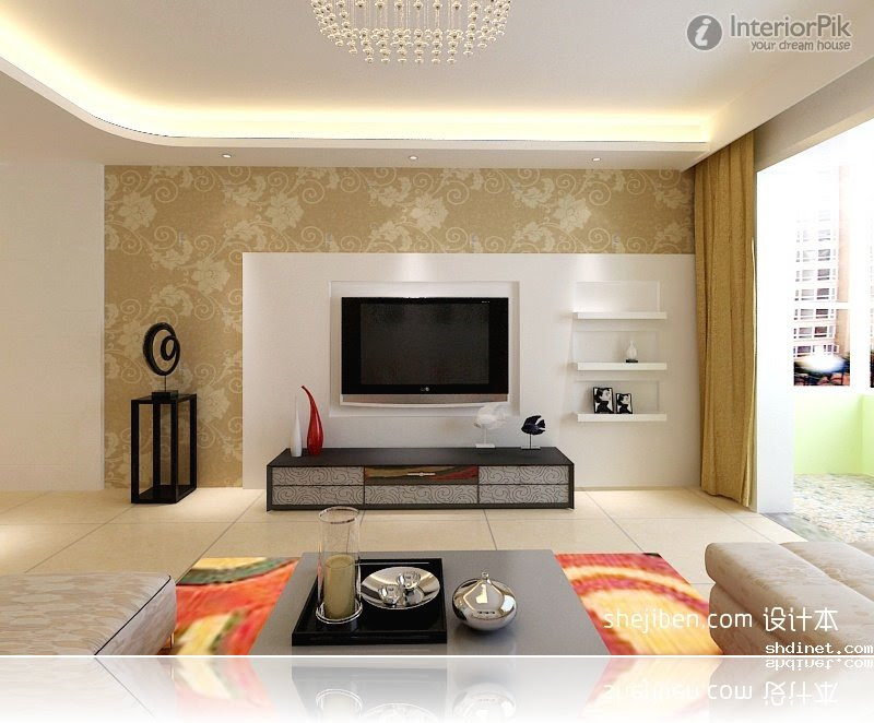 Lcd Tv Unit Design Ideas Hawk Haven