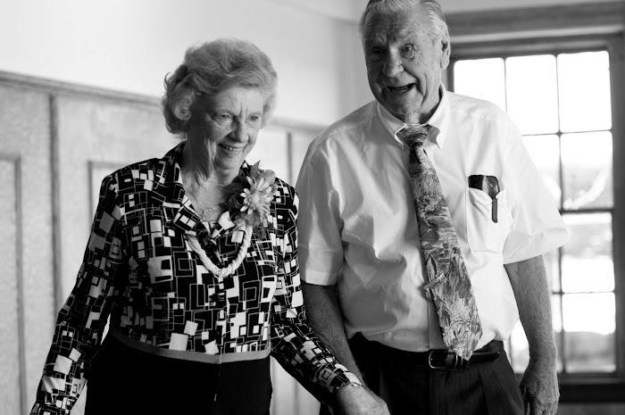 Barbara and Charlie