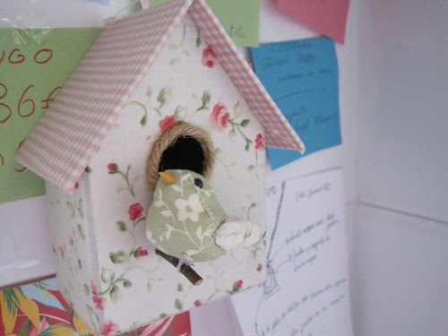 Pretty Bird house <3