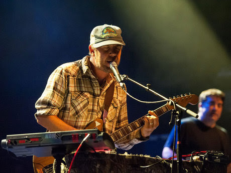 Jason lytle playing live with grandaddy