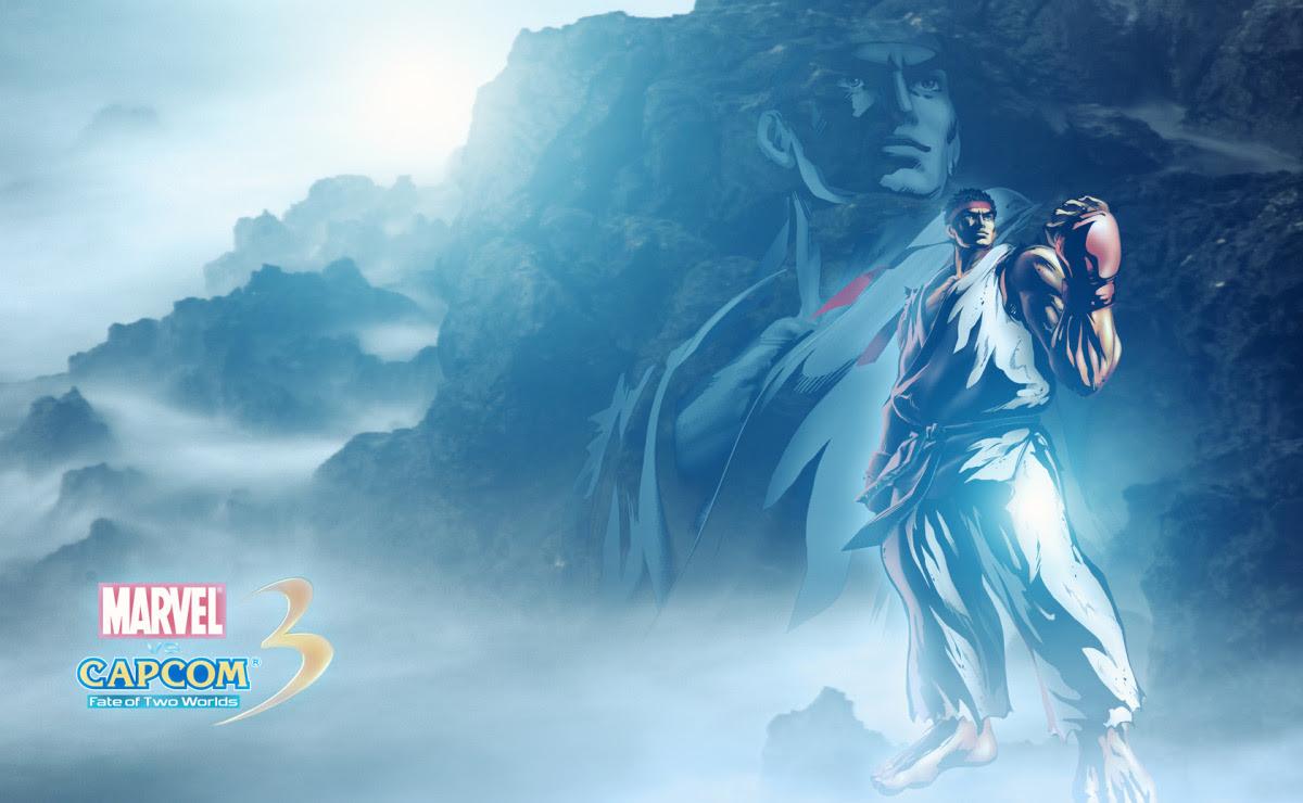 Bosslogic Wallpapers Marvel Vs Capcom 3 Artwork Fighting Game