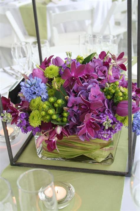 10 Best images about Purple & Green Wedding Inspiration on