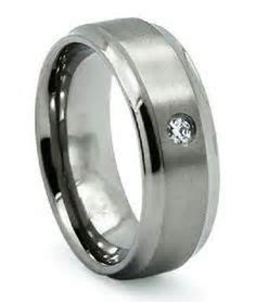 mens promise ring. Good for J. I think     lol   Jewelary
