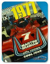 Libro  Model Factory Hiro - JOE HONDA Racing Pictorial Series - Grand Prix 1977, Primera parte