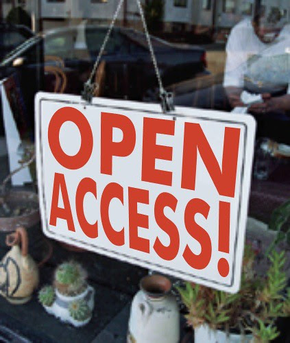 Open Access (storefront) by Gideon Burton, on Flickr