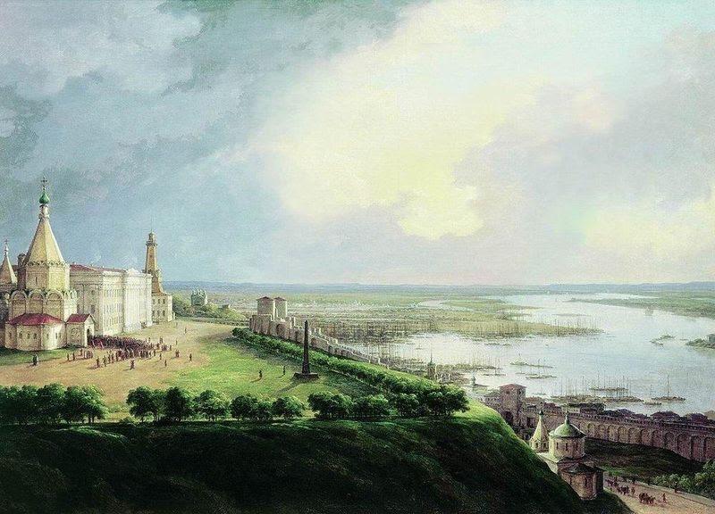 19thcentury001 39 Russian Cities In the XIX Century