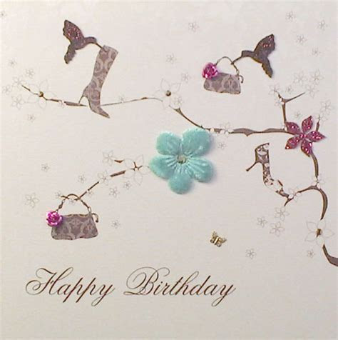 MojoLondon: Happy Birthday Accessories Card by Five Dollar