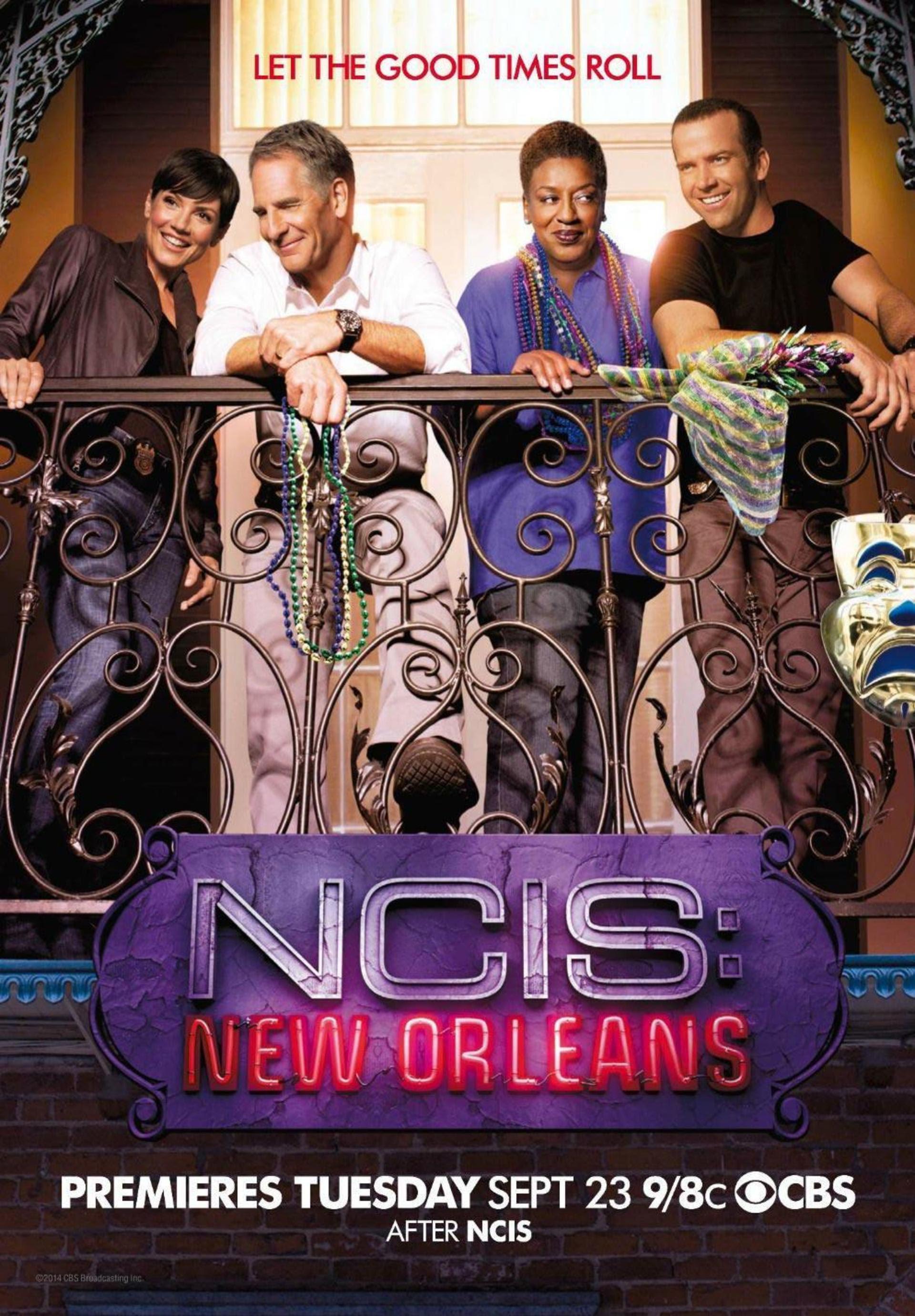 Resultado de imagem para NCIS: New Orleans season 3 posters