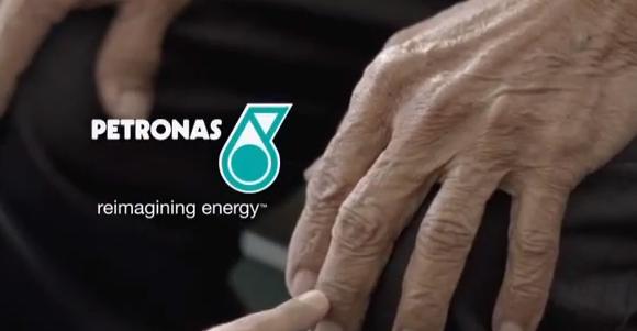 Video iklan raya petronas yang dalam maksudnya wak story sharing