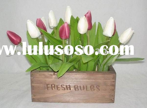 Colorful Decorative Silk Tulip Flower for sale  Price,China Manufacturer,Supplier 1366608