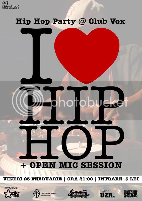 I love Hip-Hop 4