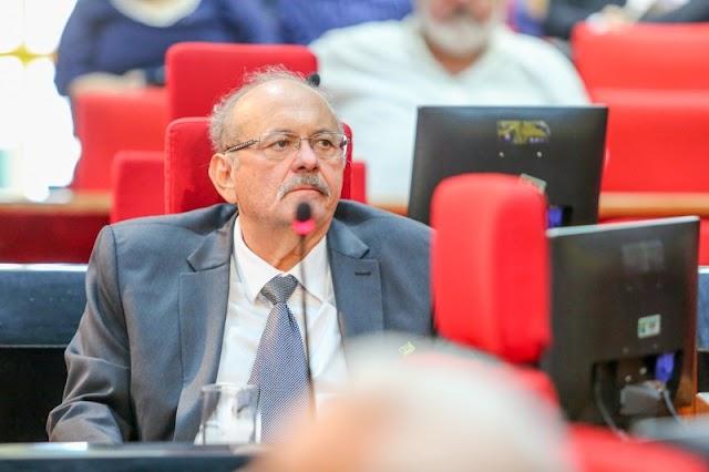 Deputado Estadual Fernado Monteiro morre aos 68 anos