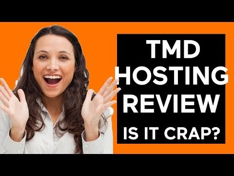 Best Hosting from TMDHosting