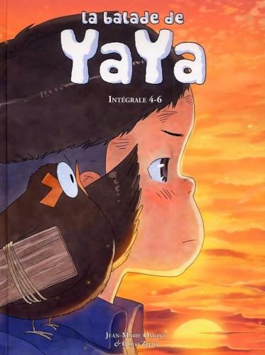 Couverture La balade de Yaya, intégrale, tome 2