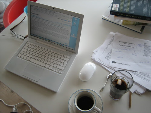 Thesis Writing by Rasimu, on Flickr