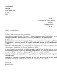 Lettre De Motivation Gendarmerie Adjoint Volontaire Lettre F