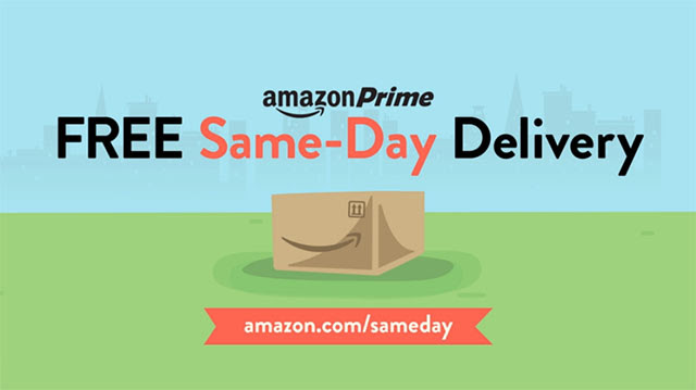 Image result for amazon same day delivery