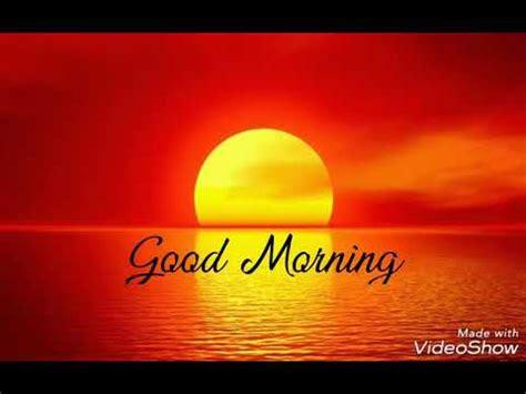 good morning  whatsapp status video youtube