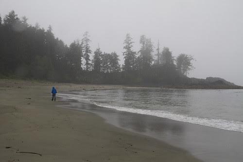 exploring Halfmoon Bay