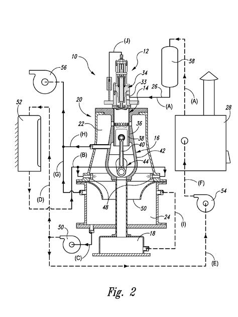 Patent EP2538019A2 - Method of converting a two stroke