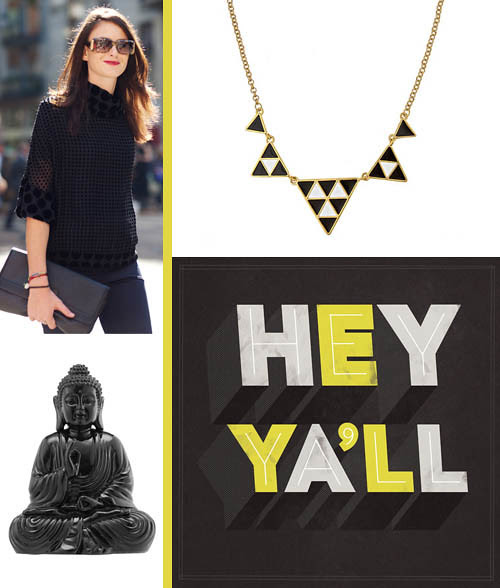 1-Black and Yellow Inspiration