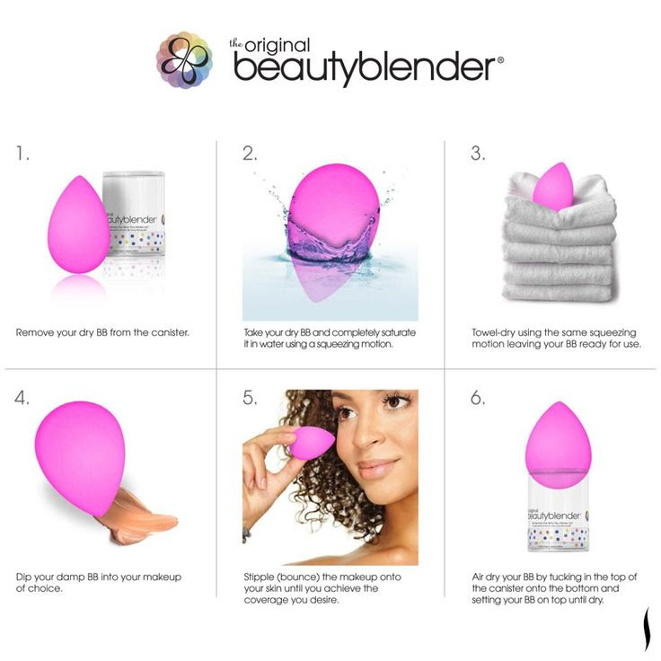 The Beauty Blender--An investment on perfection is what I call it. This sponge has replaced my foundation, concealer and powder brush. Its a little devil of multitasking that blends your liquid and cream products into your skin with effortless ease, leaving you with a seamless finish. I use a brush to dot a controlled amount of foundation on my face and then my BB does the rest. Def must have!