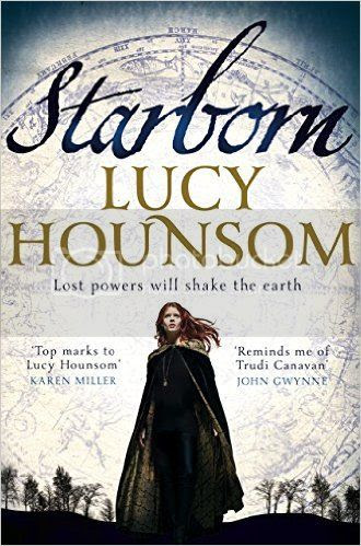 Starborn by Lucy Hounsom