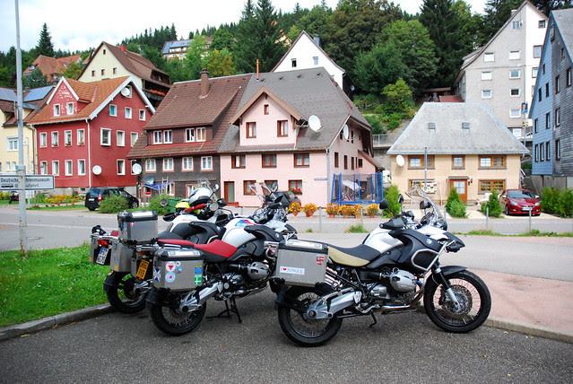 Winton Massif - Black Forest 2013