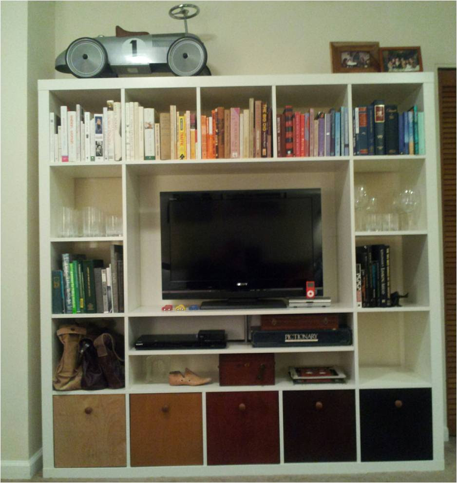 Storage Unit Expedit Tv Storage Unit Instructions
