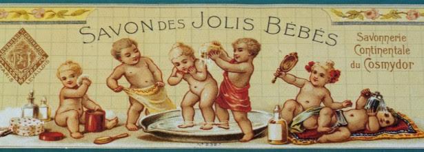 Vintage Soap Advert