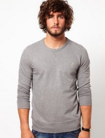 Paul Smith Jeans Zebra Crew Neck Sweatshirt