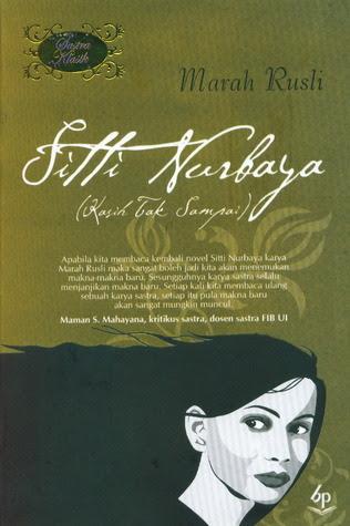 Sitti Nurbaya by Marah Rusli