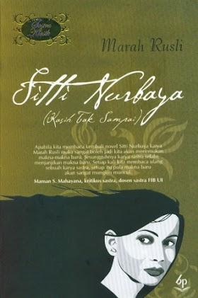SITTI NURBAYA REVIEW