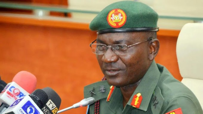 Why We Cannot Expose Boko Haram Sponsors - Army