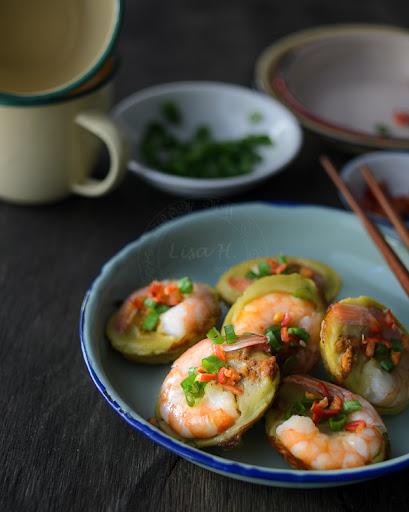 Video : Kuih Cara Berlauk / Malaysian Savoury Bites